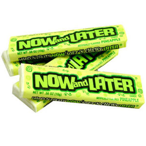 Pineapple Now & Later - 24ct