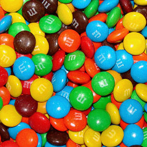 Bulk M&M's - Milk Chocolate 10lb