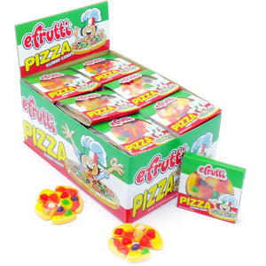 Gummi Pizza Candy Box