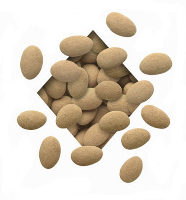 Cocoa Dusted Almonds - 5lb Bag