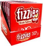 Fizzies Cherry - 6ct