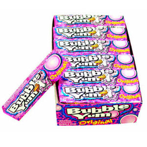 Original Bubble Yum - Small 18ct