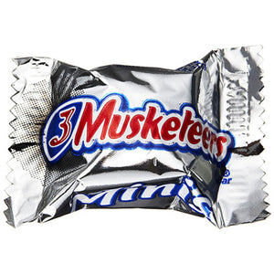 3 Musketeers Minis - 14lb
