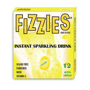 Fizzies Lemonade - 6ct