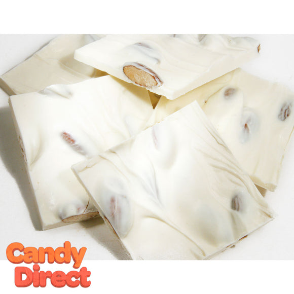 Almond Bark White Chocolate - 10lb