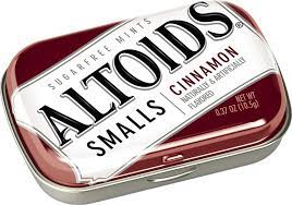 Altoids Smalls Sugar Free Mints - 9ct Tins