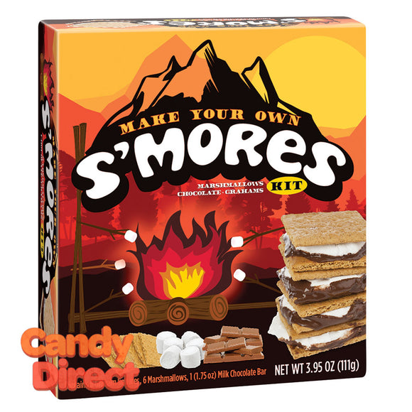 Amusemints S'Mores Kit 3.95oz Box - 18ct