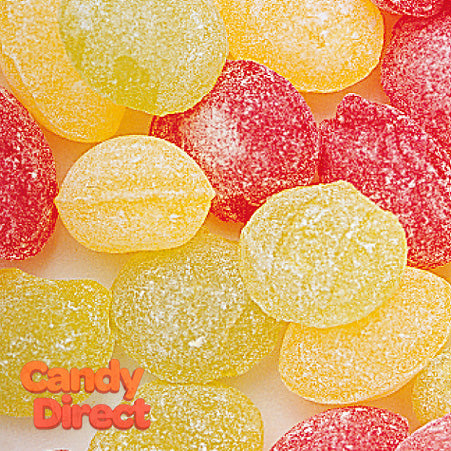Assorted Fruit Claey's Old-Fashioned Candy Drops - 10lb