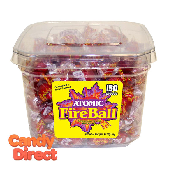Atomic Tub Fireball - 150ct