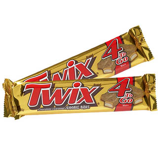 Twix Bars King-Size - 24ct