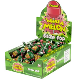 What-A-Melon Blow Pops - 48ct