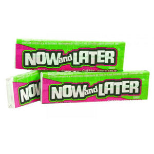 Now & Later Cherry Apple Split - 24ct