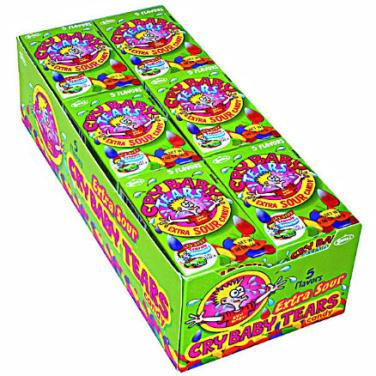 Cry Baby Tears Candy - 24ct