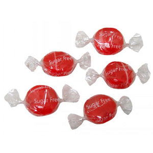 Cherry Buttons Sugar Free - 15lb