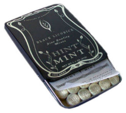 Hint Mints - Licorice 12ct
