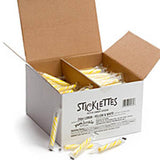 Yellow Candy Sticklettes Mini - 250ct