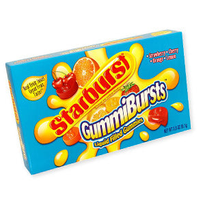 Starburst Gummibursts Theater Boxes - 12ct