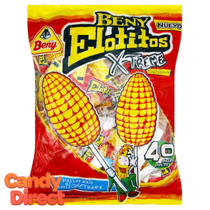 Beny Elotitos X-Treme con Chile - 40ct