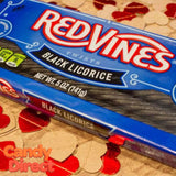 Black Licorice Red Vines Twists - 24ct