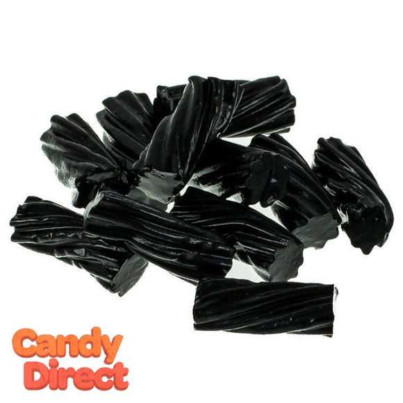 Black Licorice Twists Darrell Lea - 15lb