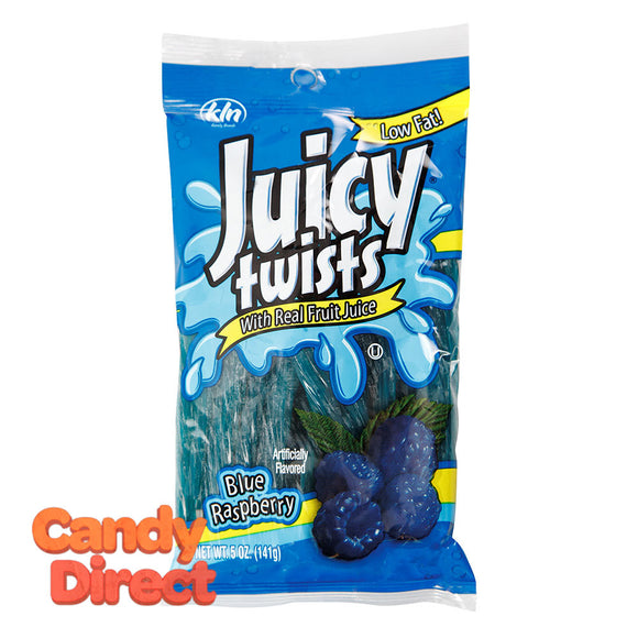 Blue Raspberry 5oz Peg Bag - 12ct