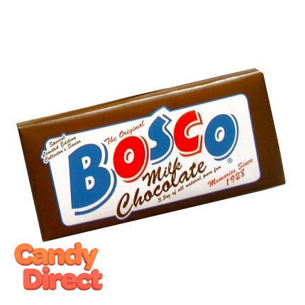 Bosco Milk Chocolate Bars - 12ct