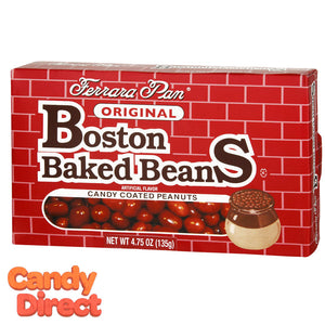 Boston Baked Beans Theater Boxes - 12ct