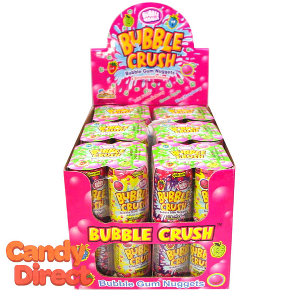 Bubble Crush Gum Nuggets - 12ct