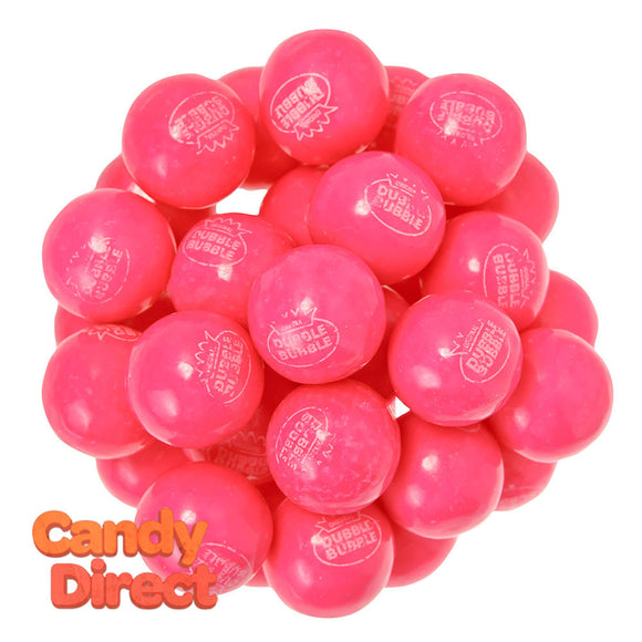 Pink Lemonade Bubble Gum Balls 1-inch - 850ct