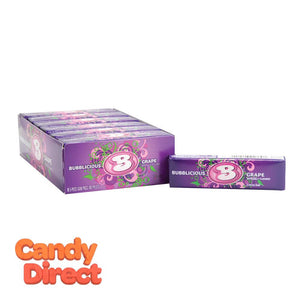 Grape Bubblicious - Small 18ct