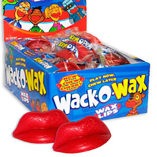 Wax Lips - 24ct Display Box