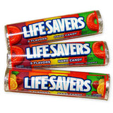 Five-Flavor Lifesavers Rolls - 20ct