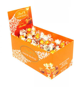 Lindt Lindor Truffles - Peanut Butter Milk Chocolate 120ct