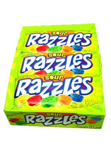 Razzles - Sours - 1.4oz Bags 24ct