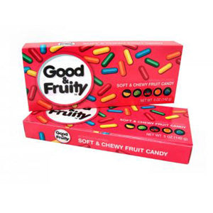 Good & Fruity Theater Boxes 5oz - 12ct
