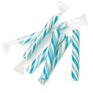 Blue Candy Sticklettes Mini - 250ct
