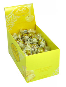 Lindt Lindor Truffles - White Chocolate 120ct
