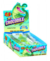 Jelly Belly Pet Gator - 12ct Display Box