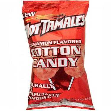 Cotton Candy Hot Tamales - 24ct