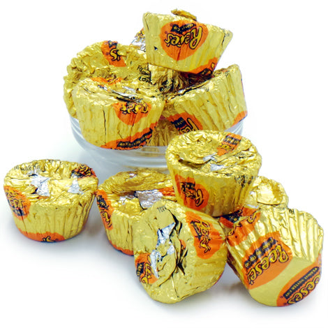 Mini Reese's Peanut Butter Cups - 6.25lb