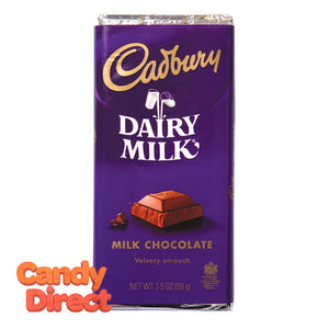 Cadbury Dairy Bars Milk Chocolate - 14ct