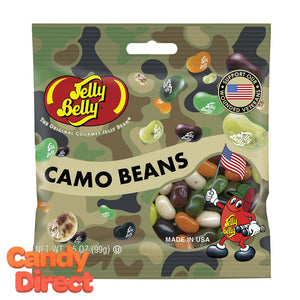 Camo Jelly Beans - 12ct