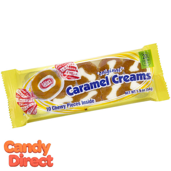 Caramel Creams Goetze's Bars - 20ct