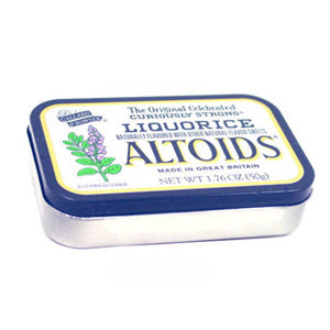 Licorice Altoids Mints - 12ct