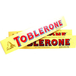 Toblerone Bars - 3.52oz 12ct