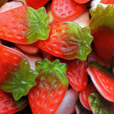 Gummi Strawberry & Cream - 4lb