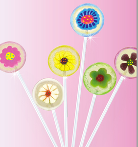 Groovy Pop Flower - 120ct