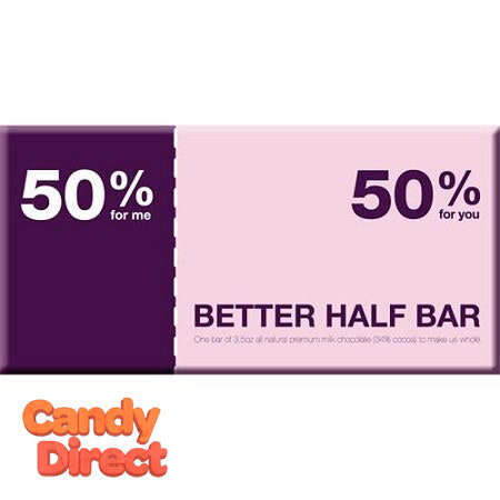 Chocolate Better Half Bars - 10ct