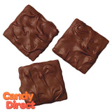 Chocolate Graham Crackers - 5lb Bulk