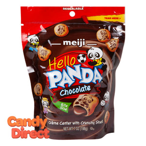 Chocolate Hello Panda 7oz Pouch - 6ct